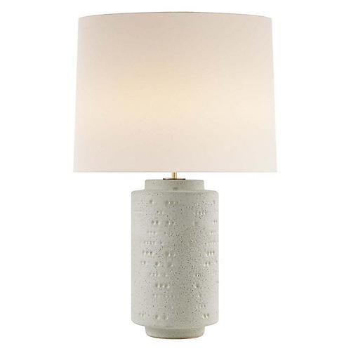 Darina Table Lamp, Volcanic Ivory