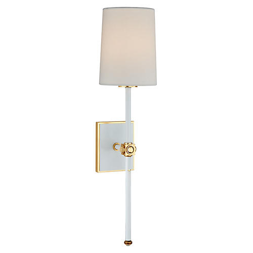 Lucia Sconce, White