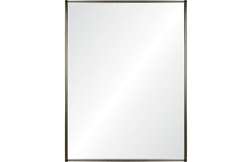 Yaelle Wall Mirror, Black