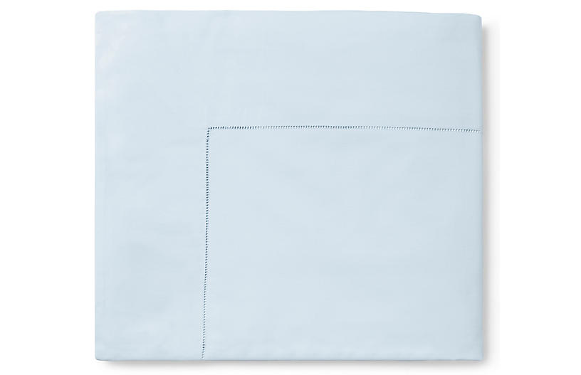 Celeste Flat Sheet, Blue