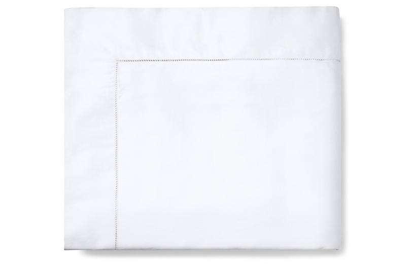 Fiona Duvet Cover, White