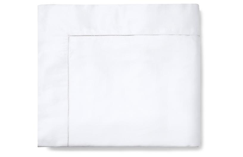 Fiona Duvet Cover, White