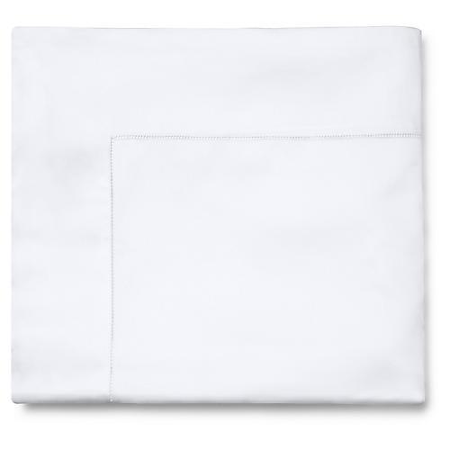 Fiona Flat Sheet, White