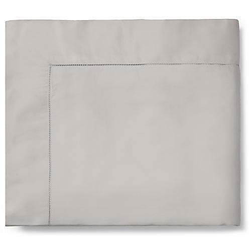 Fiona Duvet Cover, Gray