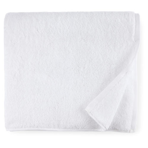 Sarma Washcloth, White