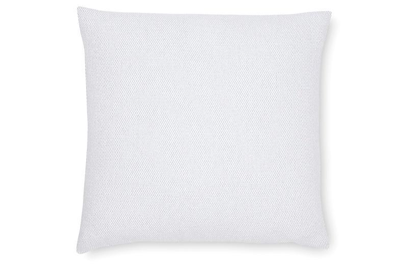 Terzo 22x22 Pillow, Tin