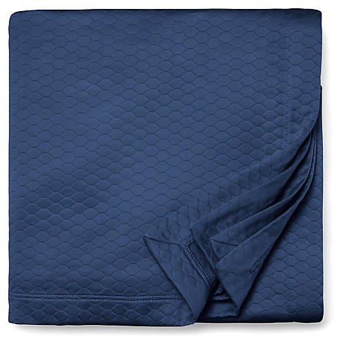 Favo Coverlet, Delft