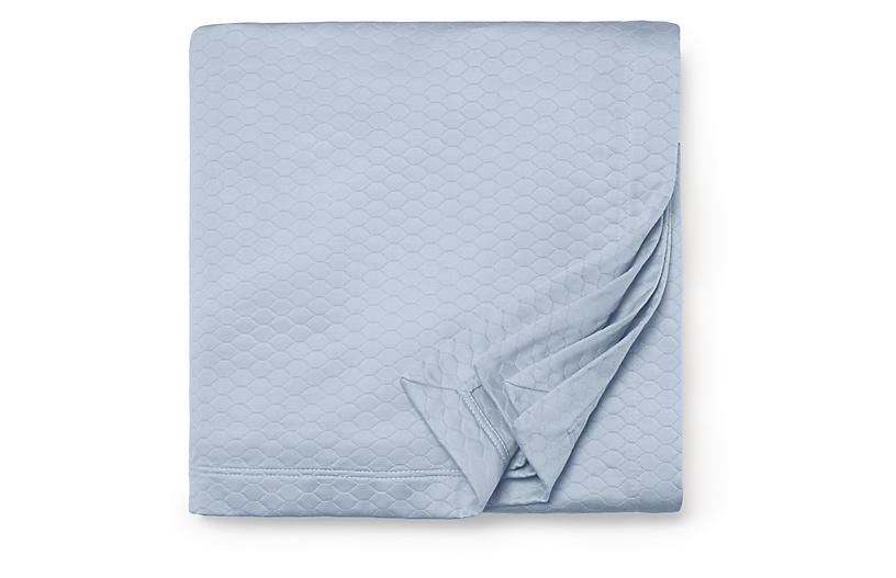 Favo Coverlet, Powder