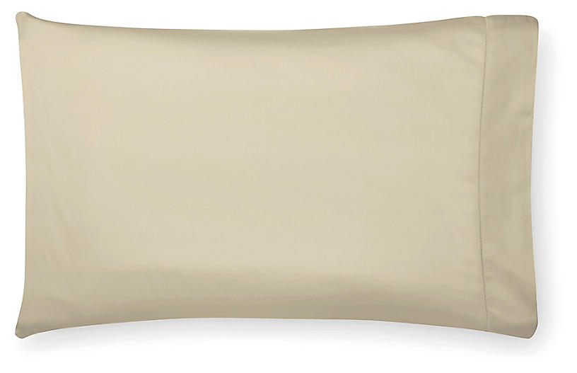 S/2 Fiona Pillowcases, Oat