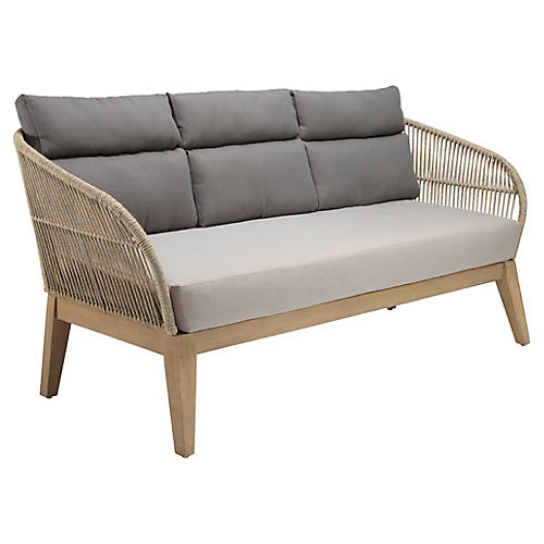 Fuego Sofa, Natural/Tan