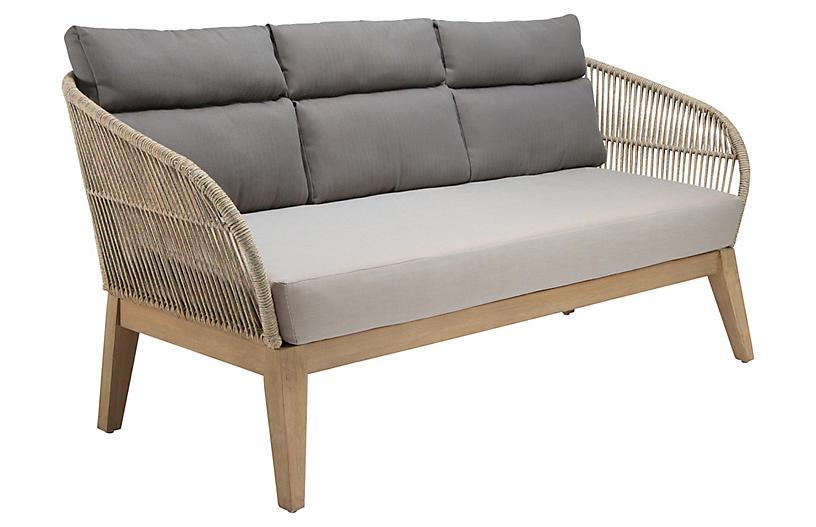 Fuego Sofa, Natural/Tan