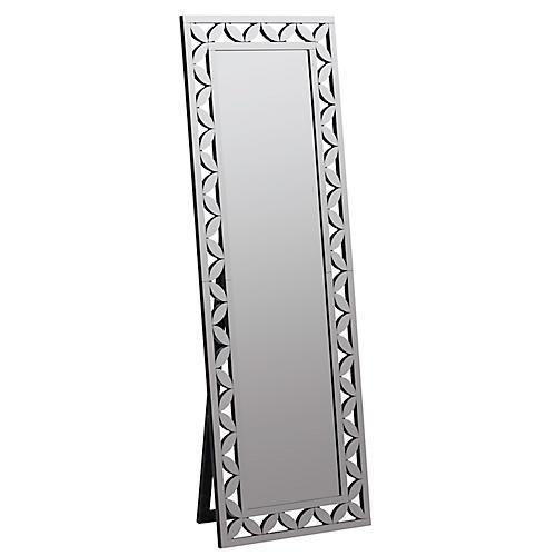 Tieton Floor Mirror, Mirror
