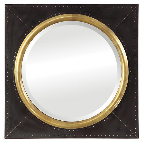 Tallik Wall Mirror, Black