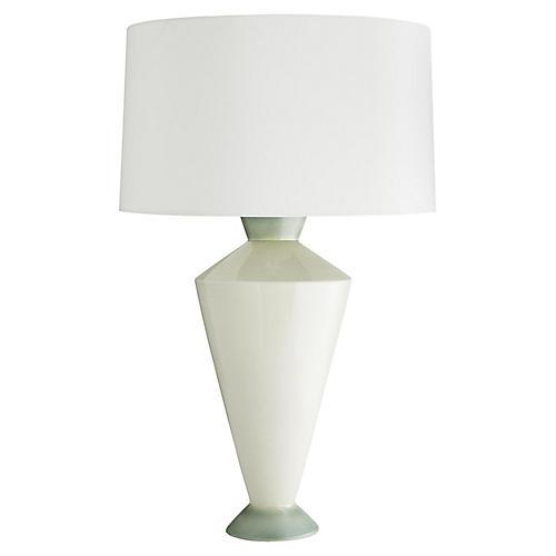 Penelope Table Lamp, Pistachio