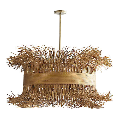 Filamento Chandelier, Natural