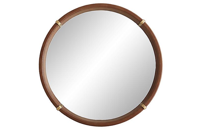 Edmund Mirror, Brown