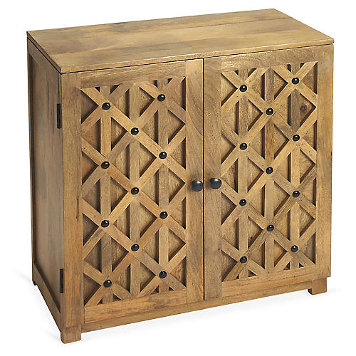 Rondell Cabinet, Natural