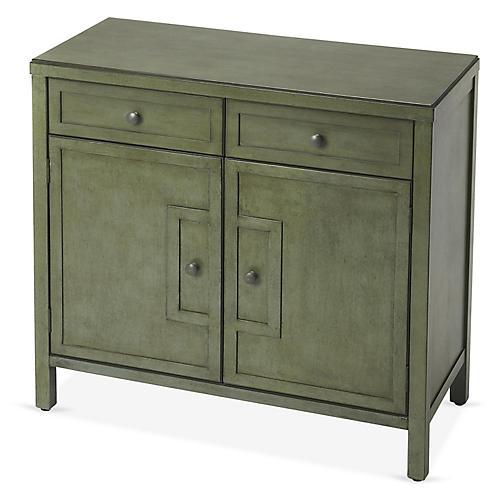 Dorit Cabinet, Green