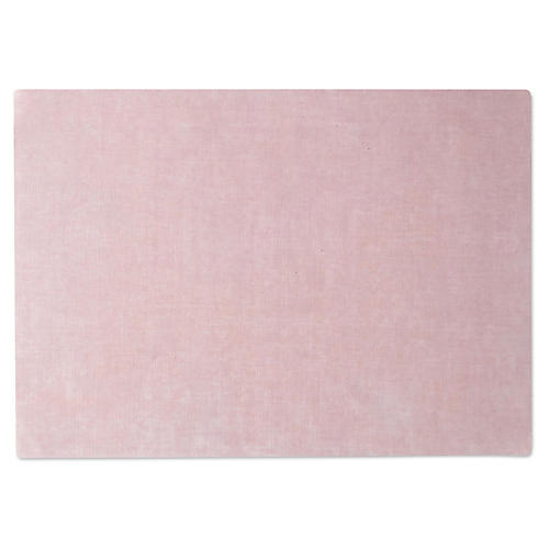 Spalmato Place Mat, Blush