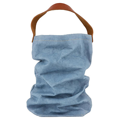 Wine Bag, Indigo