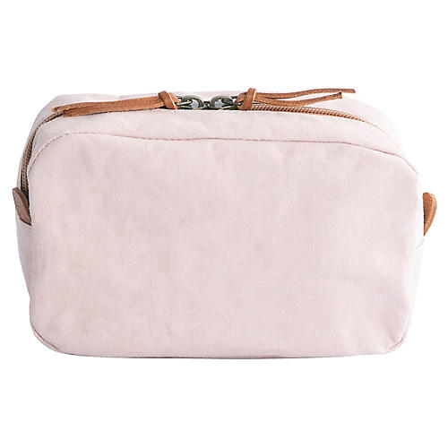 Avventura Toiletry Bag, Blush