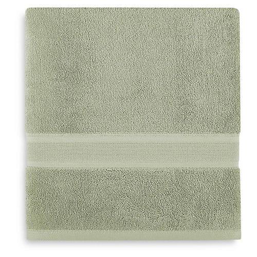 Icon PimaCott Bath Towel, Basil