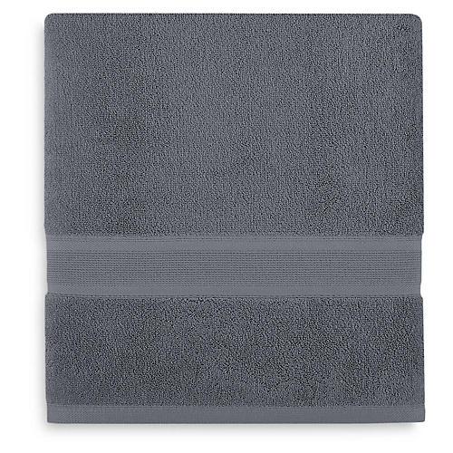 Icon PimaCott Bath Sheet, Denim