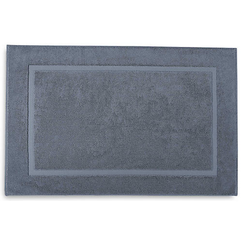 Icon PimaCott Bath Mat, Denim