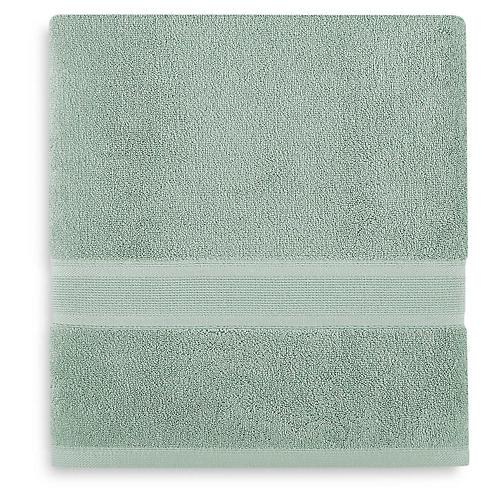 Icon PimaCott Bath Sheet, Sea