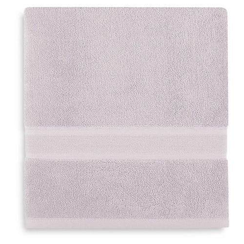 Icon PimaCott Washcloth, Lilac