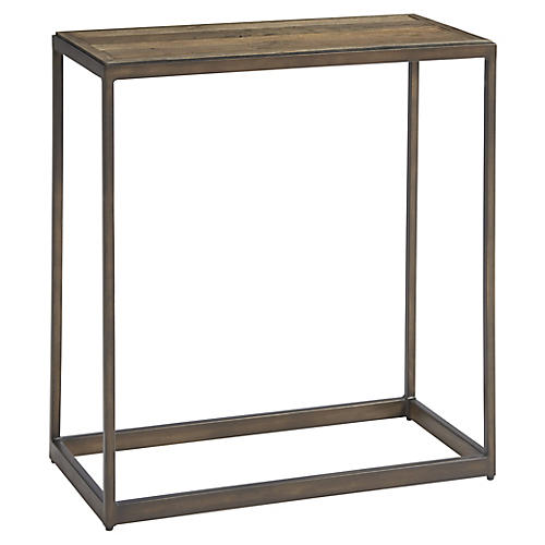 Langston Side Table, Natural