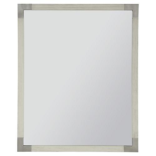 Galen Mirror, White