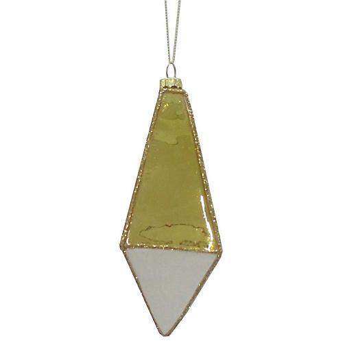Finial Ornament, Gold
