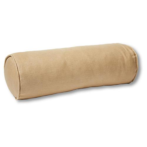 Anne Bolster Pillow, Hemp Linen