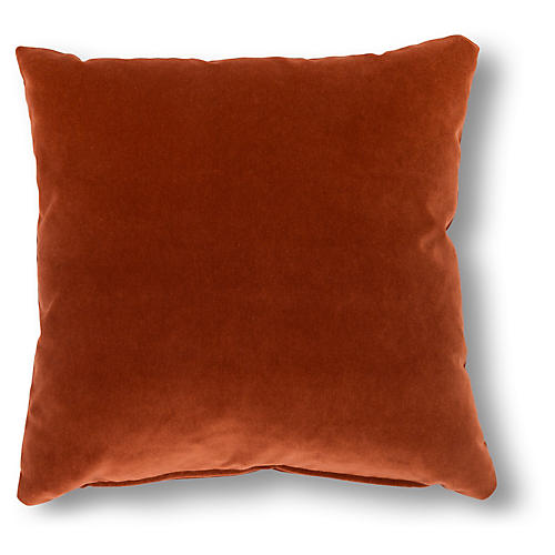 Marlon 20x20 Pillow, Red