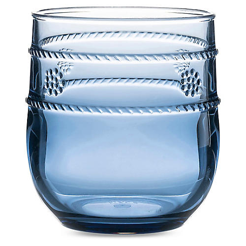 Isabella Acrylic Tumbler, Blue