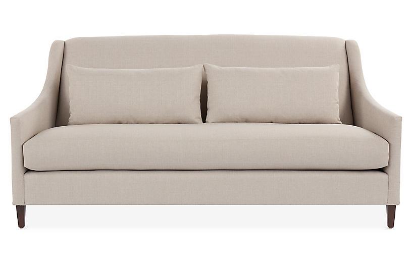 Dawes Sofa, Natural Crypton
