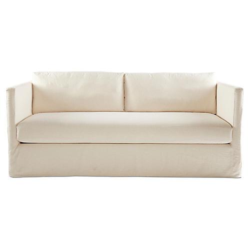 Leighton Sofa, Linen