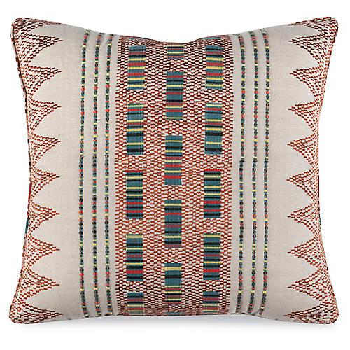Allie 20x20 Pillow, Aztec