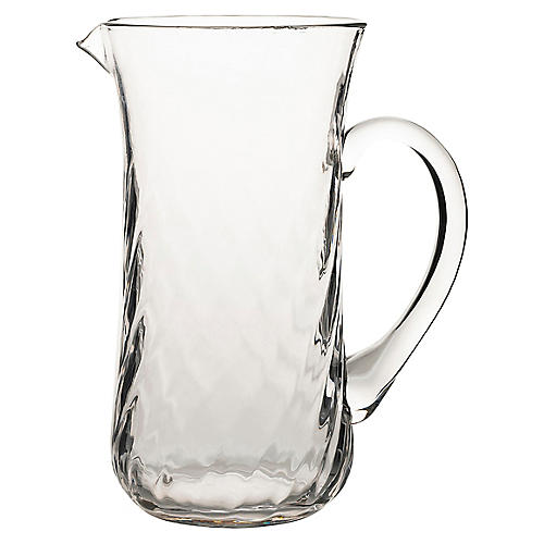 Vienne Pitcher, Clear