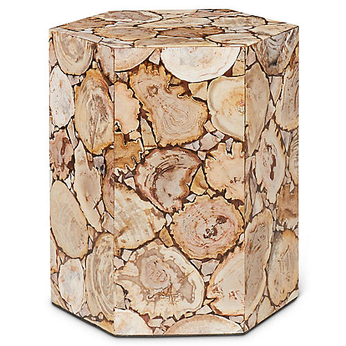 Vale Stool, Natural Light