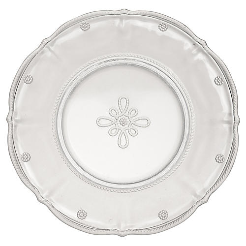 Colette Dessert Plate, Clear
