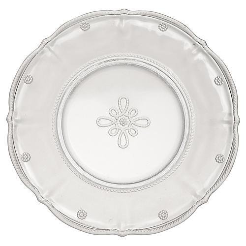 Colette Dessert Plate, Clear