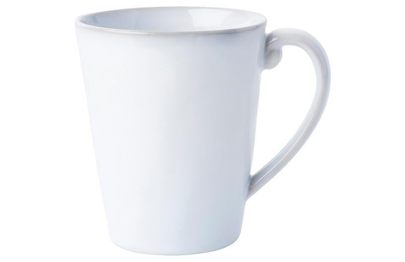 Quotidien Coffee Mug, White Truffle