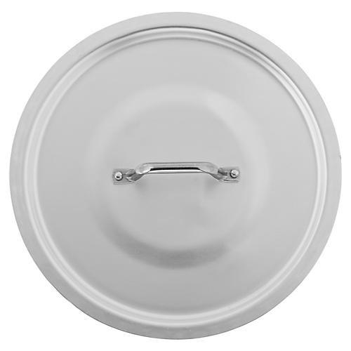 "11"" Professionale Lid, Silver"
