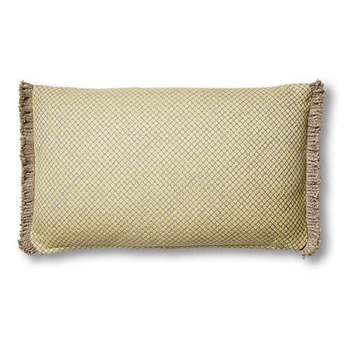 Mila 12x20 Lumbar Pillow, Citrus