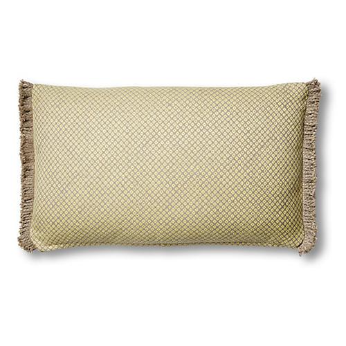 Mila 12x20 Lumbar Pillow, Citrus