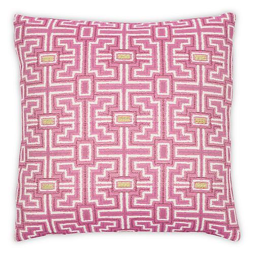Pir 20x20 Pillow, Blossom