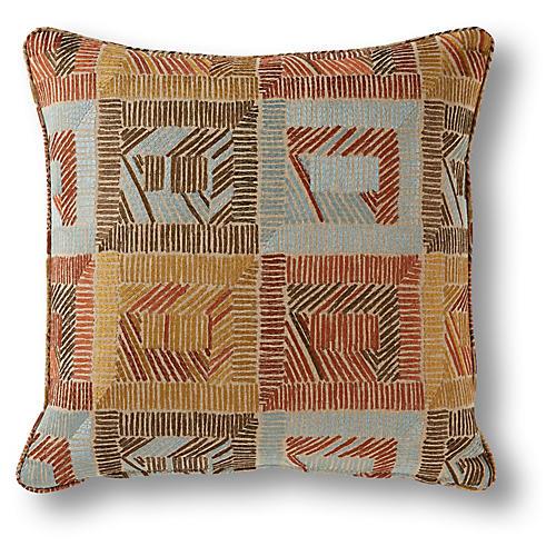 Bennett 19x19 Pillow, Autumn