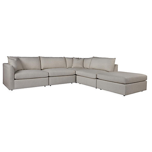 Winsor Sectional, Salt